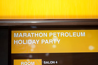 Marathon Petroleum Holiday Party 2019